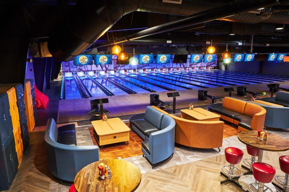 Modernize Bowling Center Creative Kids Rooms Bowling