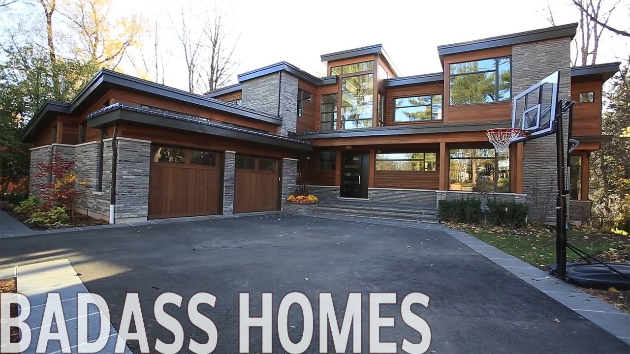 Stunning Contemporary Energy Efficient Luxury Home L Badass Homes