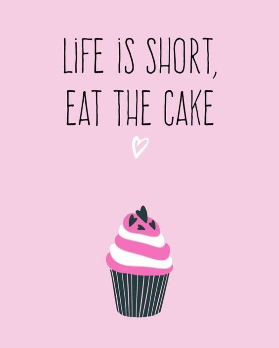 NOHING A CAKE CAN'T FIX