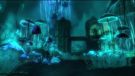 Blackreach My Fav Place In Skyrim Elder Scrolls Skyrim Elder
