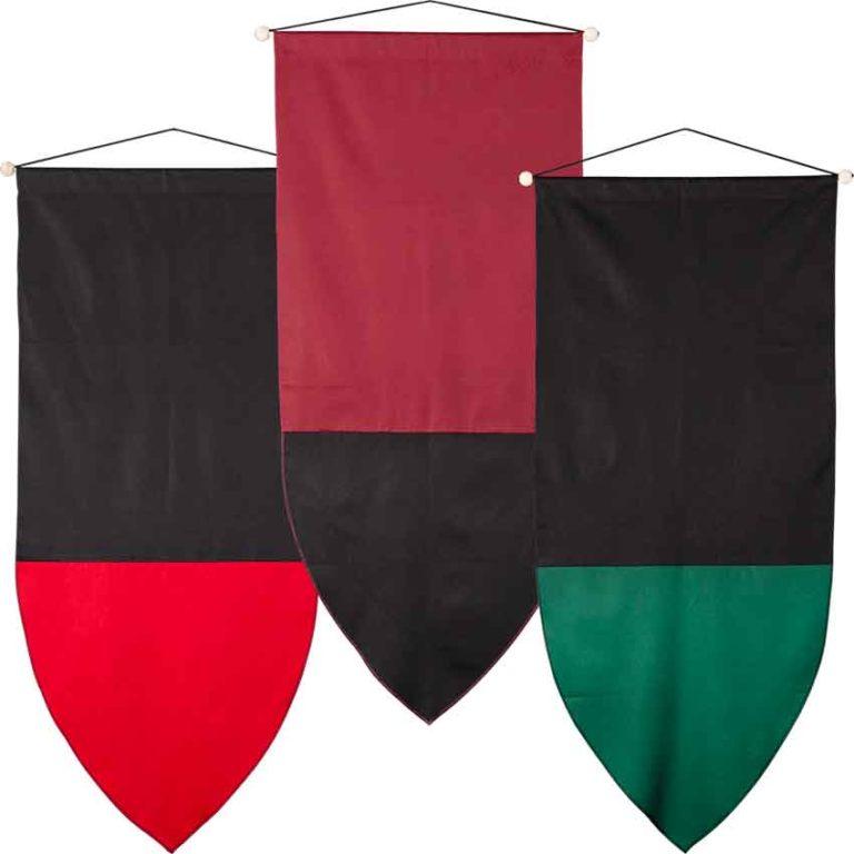 Plain Medieval Banner Large Mci 800 L Medieval Collectibles Medieval Banner Banner Medieval