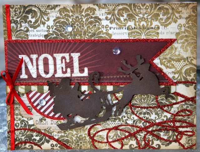 One scrap at a time noel ideas pinterest noel christmas since returning from a business trip to brazil i have been trying to get a few more christmas cards done m4hsunfo