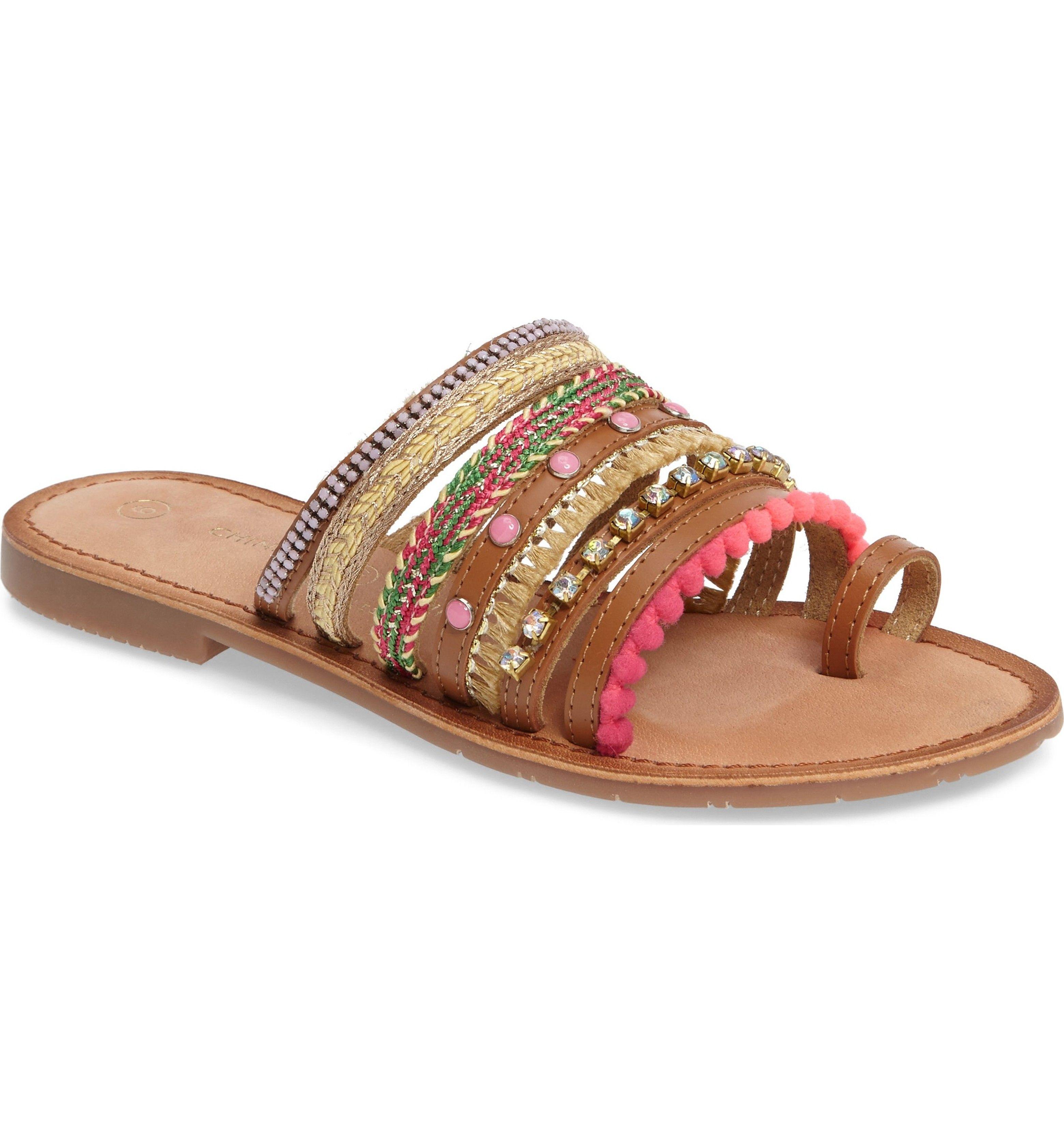 Main Image - Chinese Laundry Palma Embellished Sandal (Women) size 7