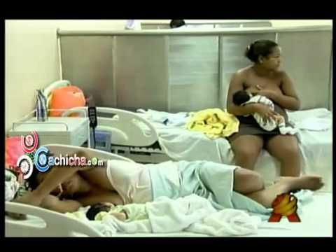22% de jóvenes de RD ha estado o está embarazada #Video - Cachicha.com