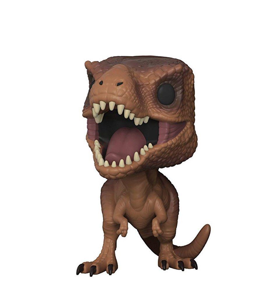 JURASSIC PARK 26734 Tyrannosaurus Rex Pop Figura in vinile