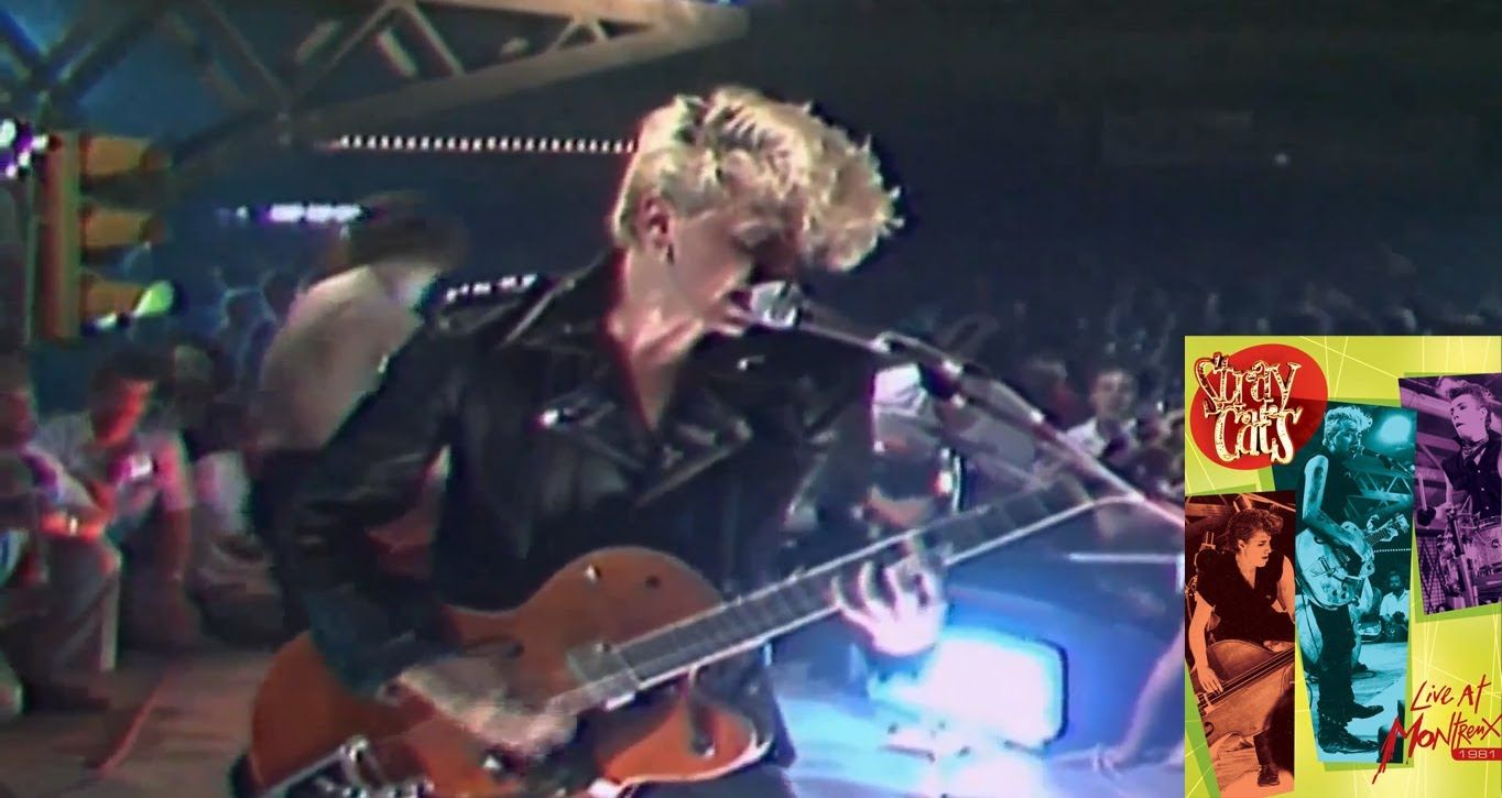 Stray Cats Somethin' Else (Live At Montreux 1981) Musique