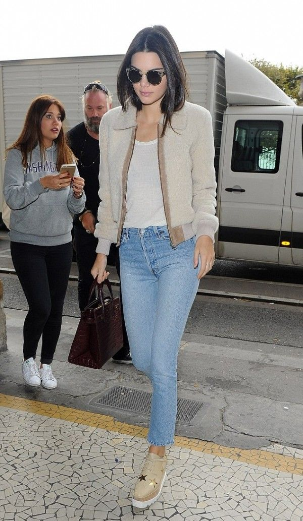 f67f97600a8c Kendall Jenner ft. Straight Skinny