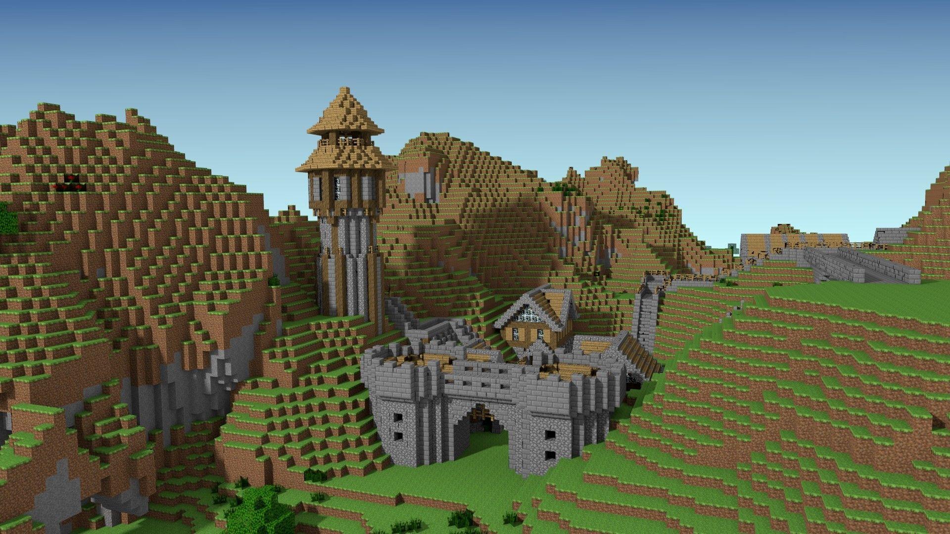 http://i.imgur.com/Be12Sko12.jpg  Village house design, Minecraft