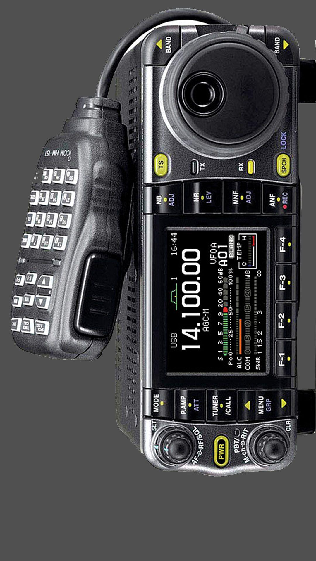 icom ic 7000 1080 ham rig 1920 pinterest hams ham radio and