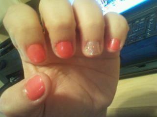 Really Dislike My Short Stubby Fingers But My Nails Look Fabbbbbbb Short Nails Art Toe Nails Beautiful Nails