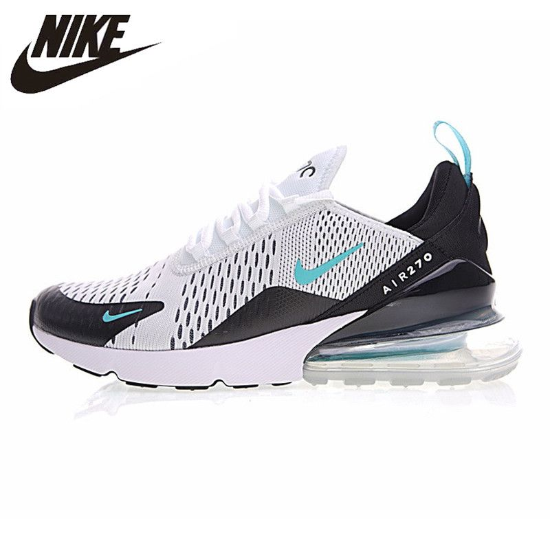 best sneakers 73028 9ae0f Nike Air Max 270 Men Running Shoes,Outdoor Sneakers Shoes,White, Absorption  Breathable Wear-resistant Non-slip Shock AH8050 001 Price  119.40   FREE ...