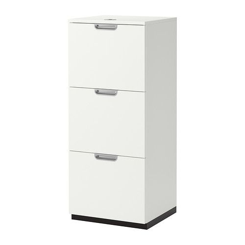 Charmant IKEA   GALANT, File Cabinet, White, , 10 Year Limited Warranty. Read About  The Terms In The Limited Warranty Brochure.The Storage Unit Stands Evenly  On ...