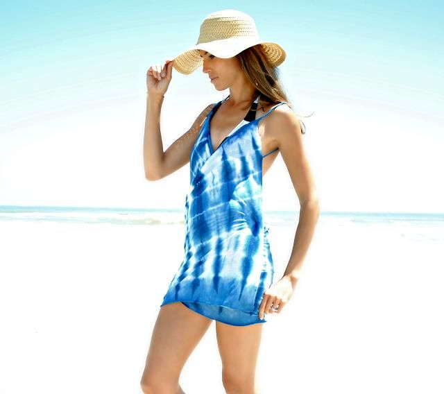 DIY Clothes DIY Refashion DIY Clothes Refashion: DIY Beach Dress