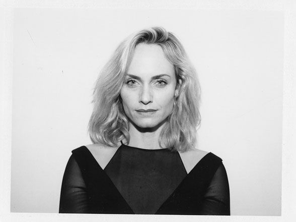 Amber Valletta at the W Magazine Golden Globes Afterparty 2013