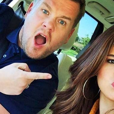 Carpool Karaoke: Selena Gomez to ride with James Corden http://shot.ht/1Yu5j76 @EW