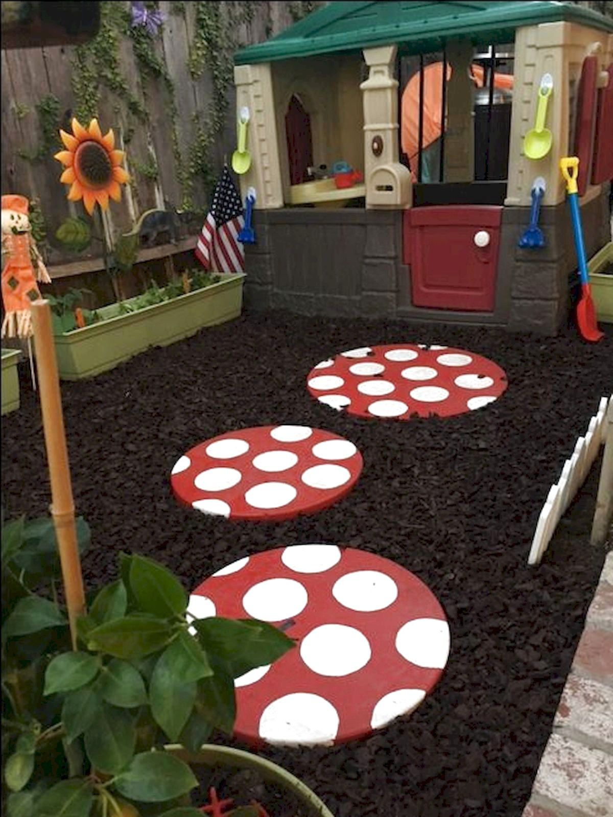 38 Stunning Backyard Design Ideas And Makeover On A Budget The Expert Beautiful Ideas Kid Friendly Backyard Kids Yard Backyard For Kids