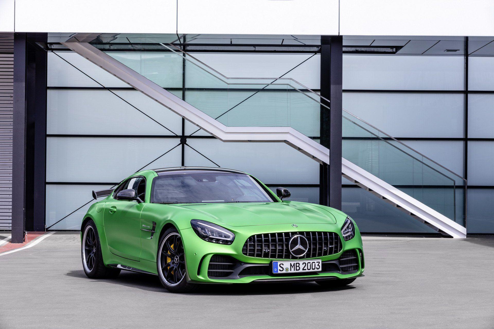 2020 Mercedes Amg Gt R Pro Headlines Updated 2 Door Gt Family