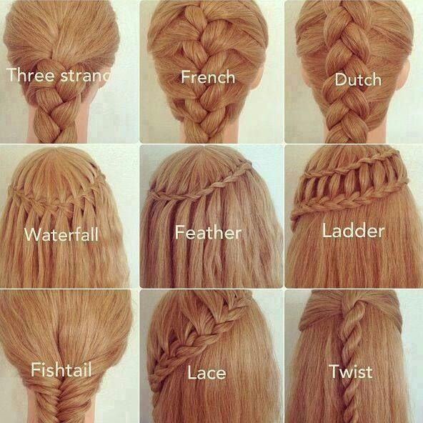 Hairstyles Easy Step By