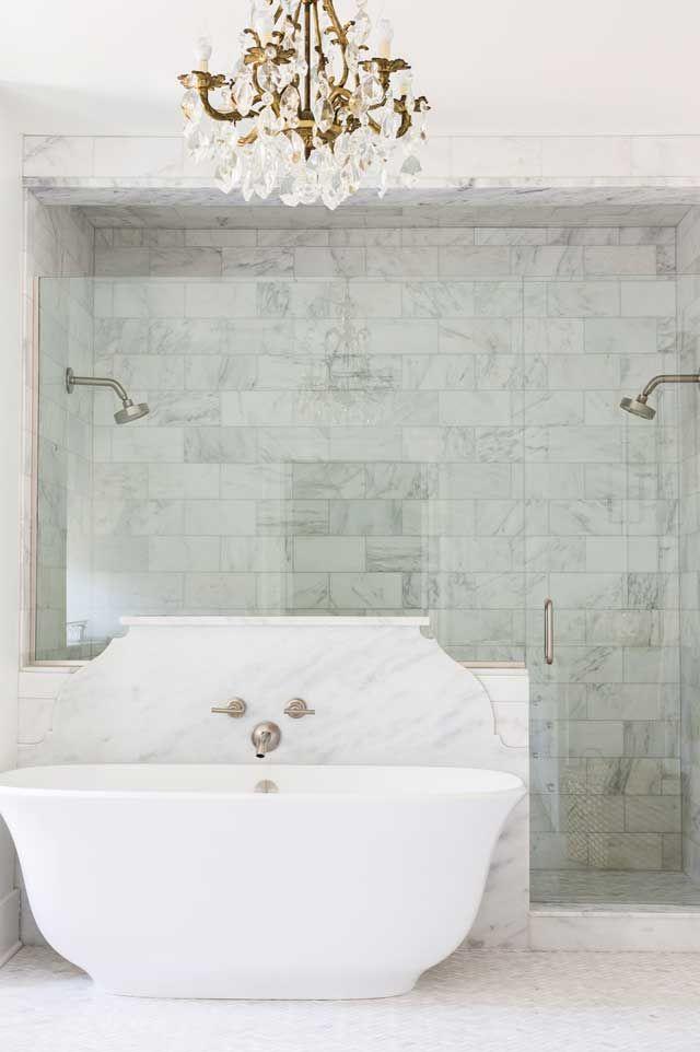 12 Beautiful Marble Bathrooms Japanese Soaking Tubs