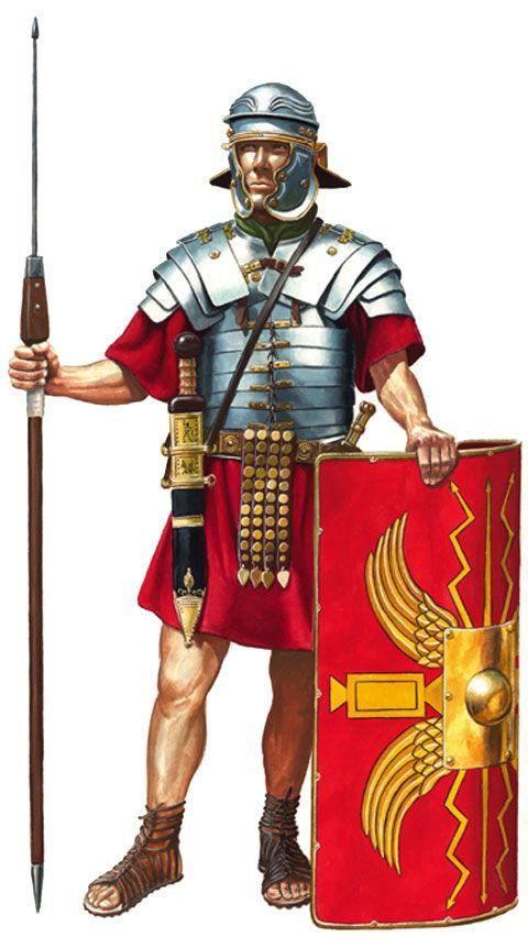 Sociales Edad Antigua 1º De Eso Tema 4 Roma Soldados Romanos Ejercito Romano Guerreros Romanos