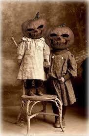 shabby chic halloween - Google Search