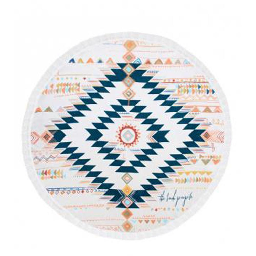572e0fd16 Tribal Aztec Round Beach Towel in 2019 | Meraki designs. | Beach ...