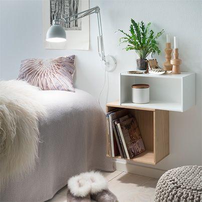 idemøbler sengebord Lyspunktet i dit soveværelse | IDEmøbler | Boho Home | Pinterest  idemøbler sengebord