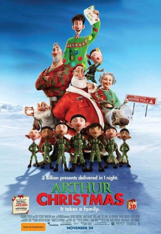 Animierte Weihnachtsfilme