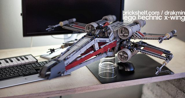 Lego Technic X Wing Flickr Photo Sharing Lego Pinterest