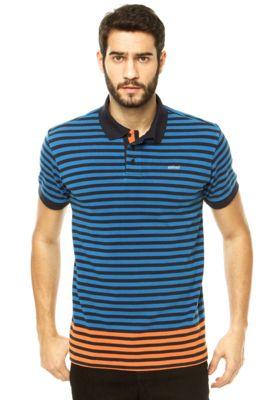 b106915c92667 Camisa Polo Colcci Azul   Pinterest   Polos