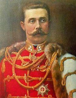 Franz Ferdinand, (Francisco Fernando) Asesinado en Sarajevo junto ...