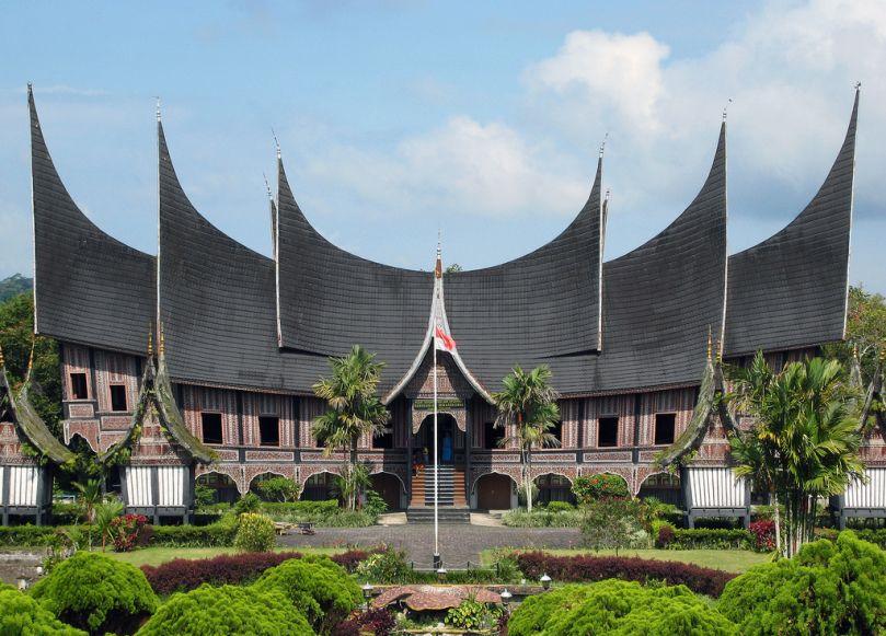 Foto Foto 8 Rumah Adat Unik Yang Ada Di Indonesia Palingyess Com