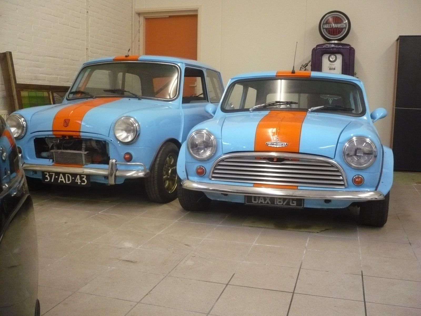 Austin Mini Cooper Sprint 1969 Autos Mini Mini Cars For Sale