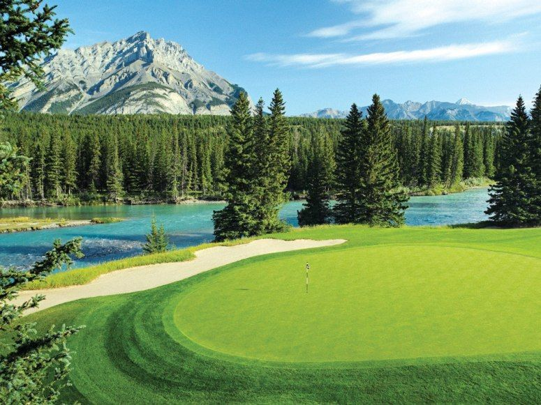 24++ Banff national golf course ideas