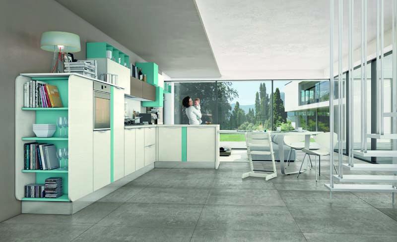 IMMAGINA - Cucina Lube Moderna