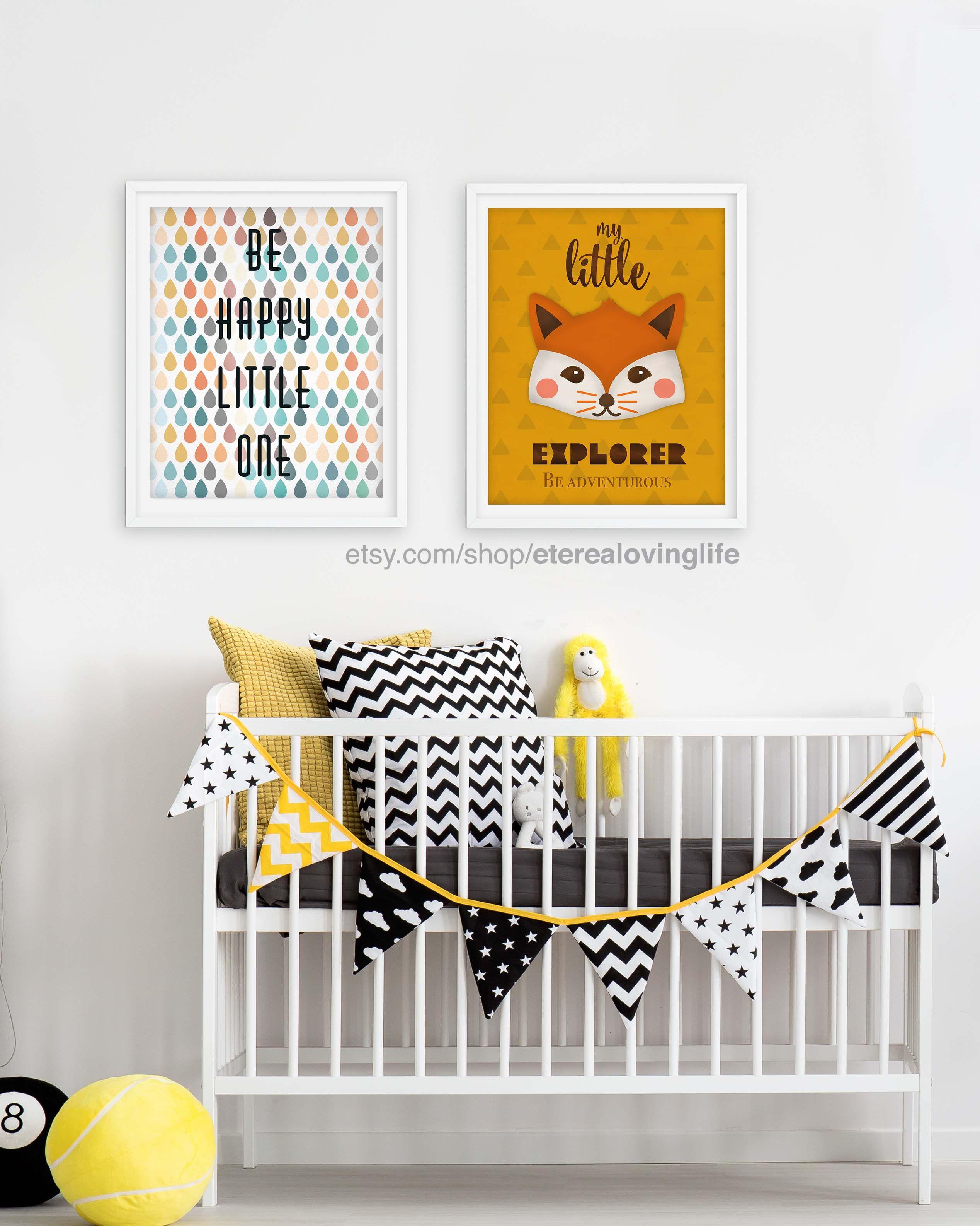 Explorer Printable With Baby Fox