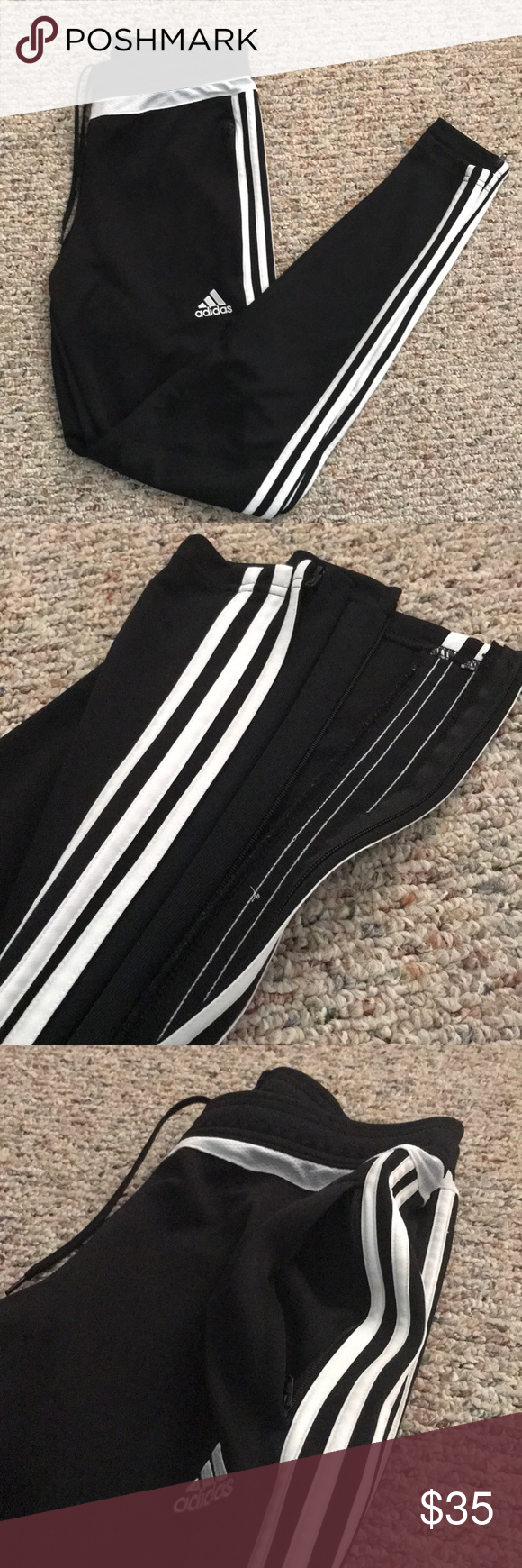 Adidas Climacool Pants Adidas track pants with Climacool ...