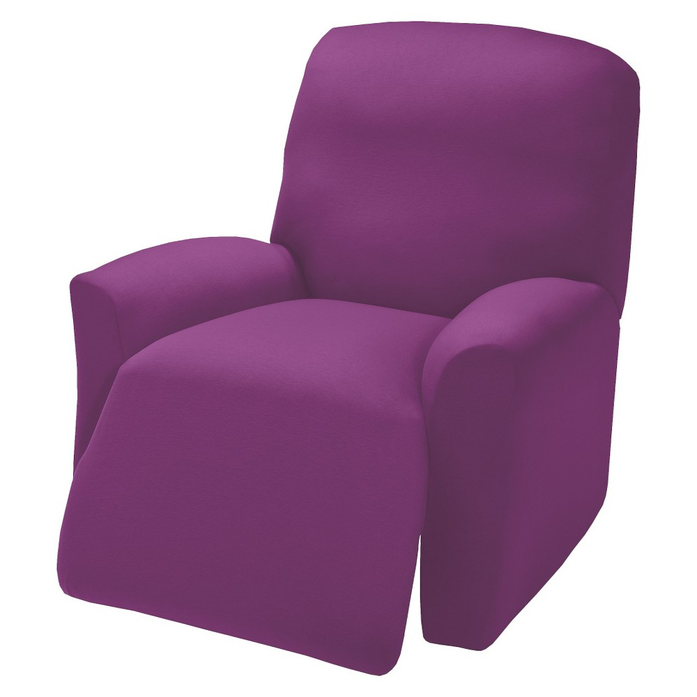 Jersey Large Recliner Slipcover -
