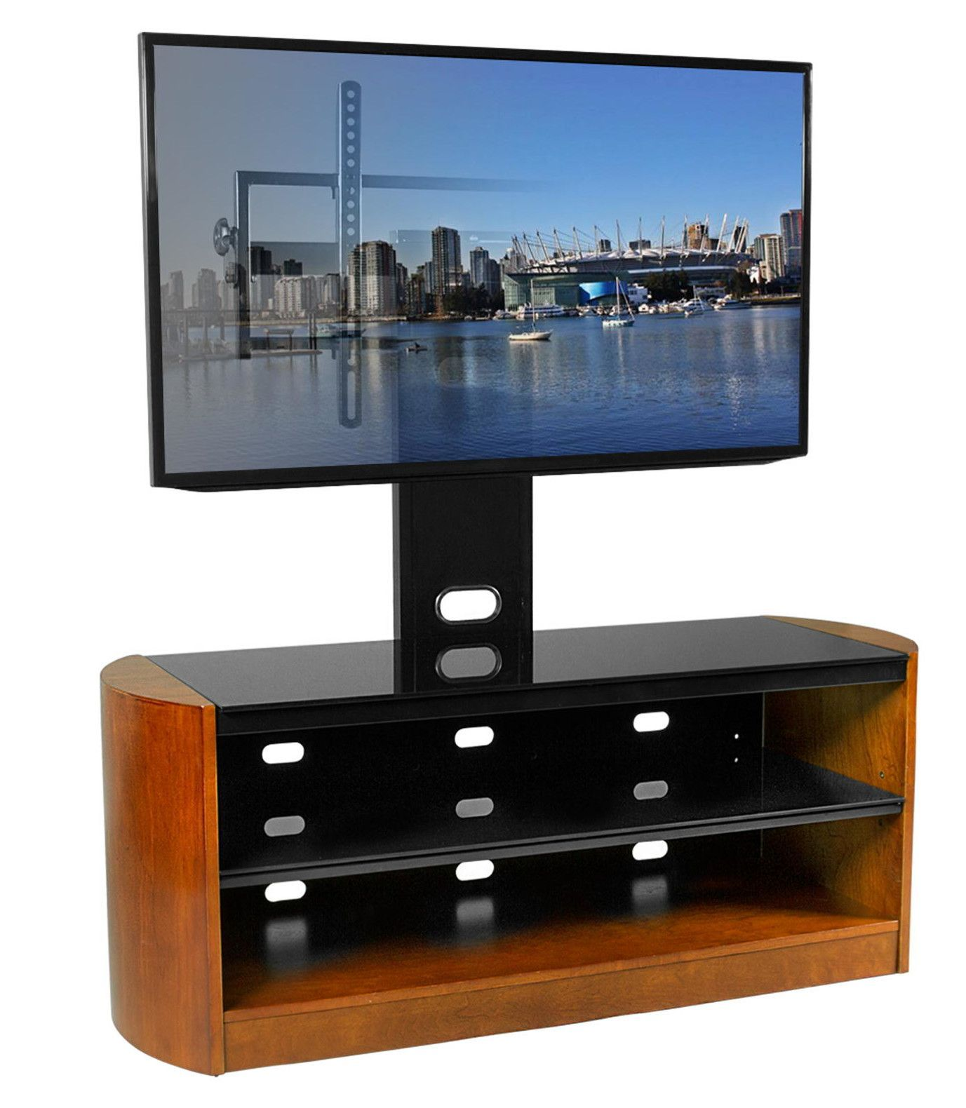 Glasregal Jumbo Mirage Plus Tv Stand Products Pinterest