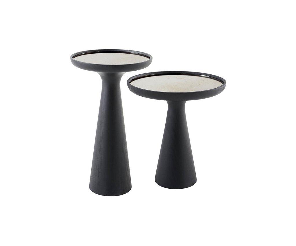 Dg Casa Fabiano Brown Wood Coffee Table With Black Metal Frame Coffee Table Metal Frame Coffee Table Wood Coffee Table [ 1364 x 1364 Pixel ]