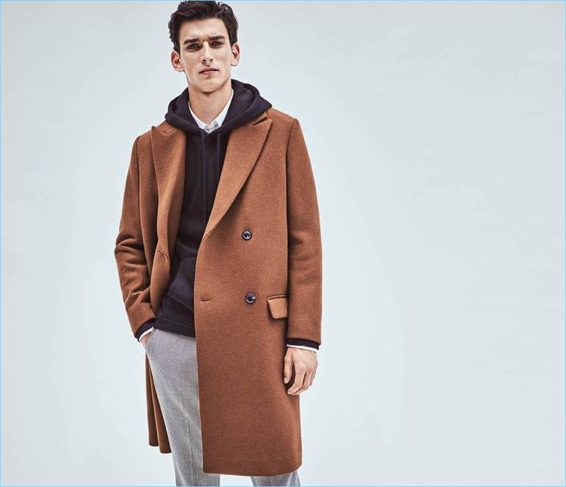 Outerwear Update Thibaud Charon Models H M Outerwear H M Men