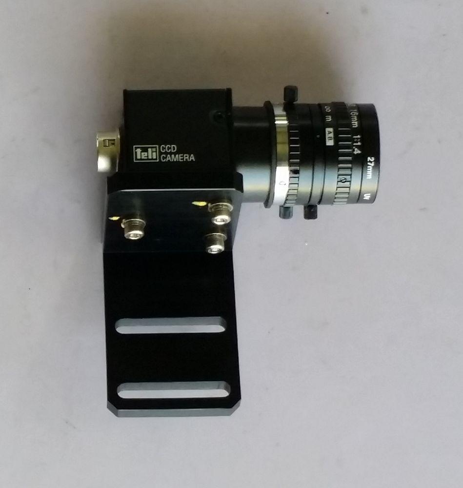 Details About Teli    Cs8630i    Ccd Industrial Camera  1pcs