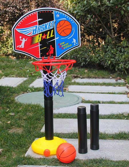 Adjustable Basketball Hoops For Toddlers Basketball Toy For Kids Egifts2u Com Adjustable Basketball Hoop Outdoor Kids Basketball Toys