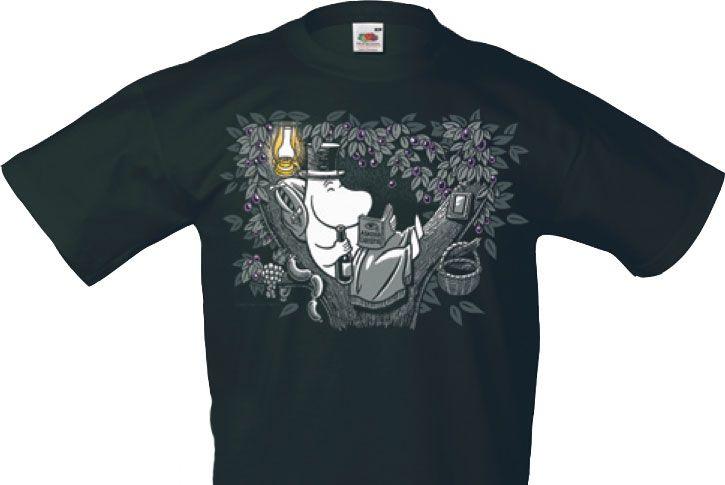Moomin - Moominpappa in a tree - T-shirt (adult)