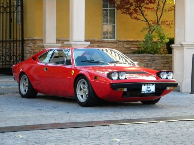 Ferrari 308 Gt4 Luxury Cars For Sale Sports Cars For Sale Ferrari