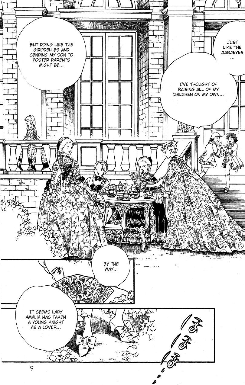 Rose of Versailles 66.2 Special 02: Girodelle Page 7