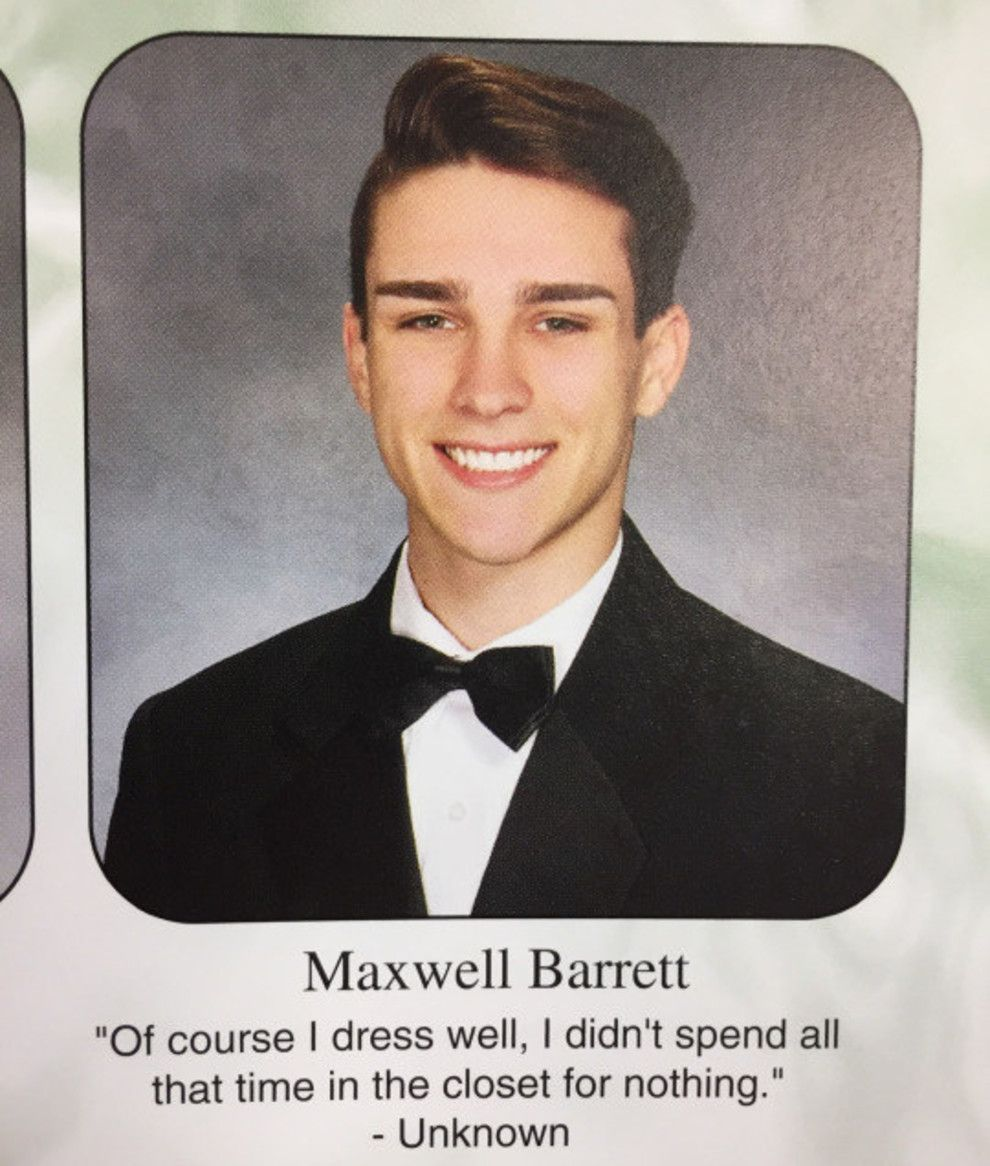The Guy With The Expertise Senior Quotes Funny Funny Yearbook Funny Yearbook Quotes