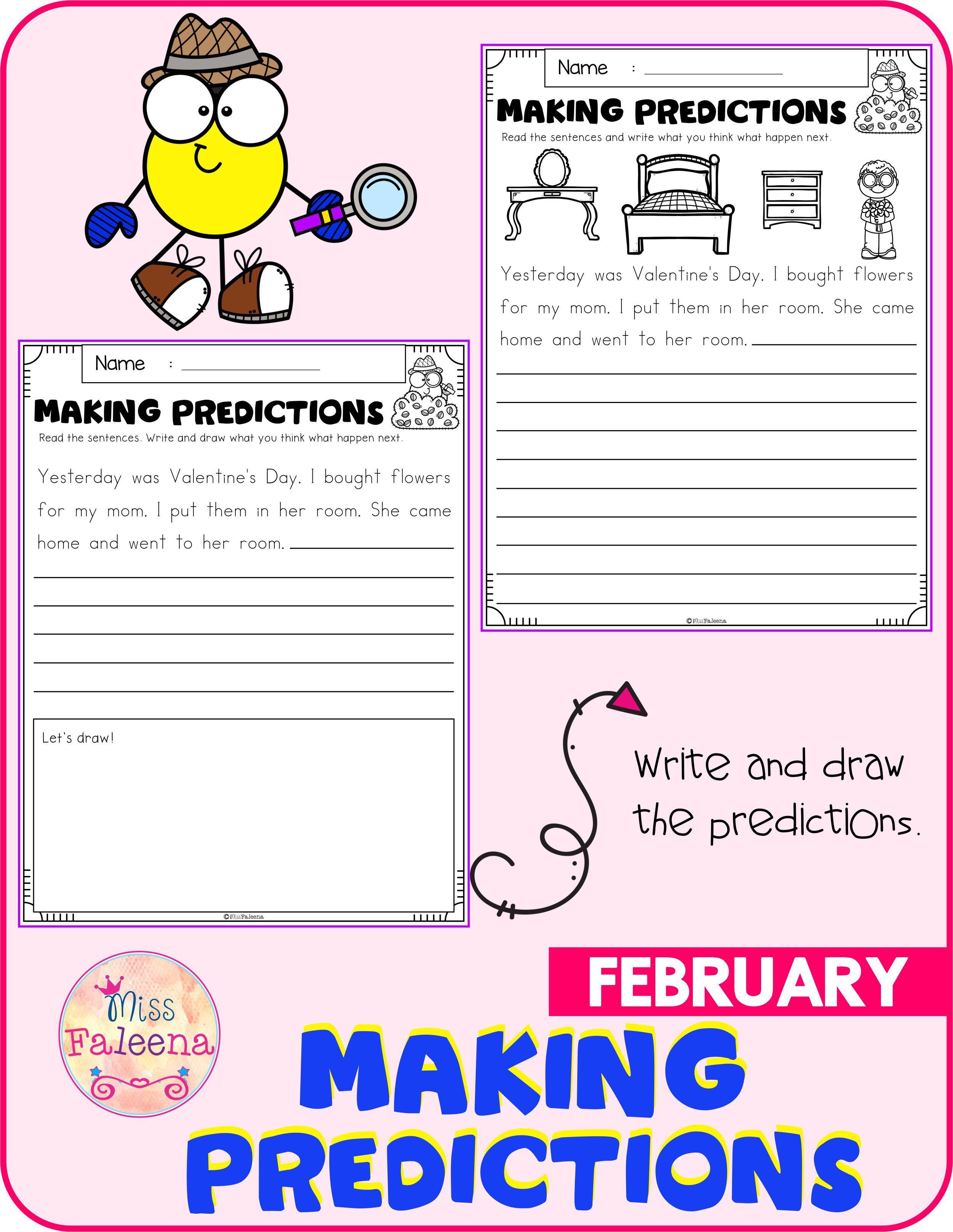 February Making Predictions