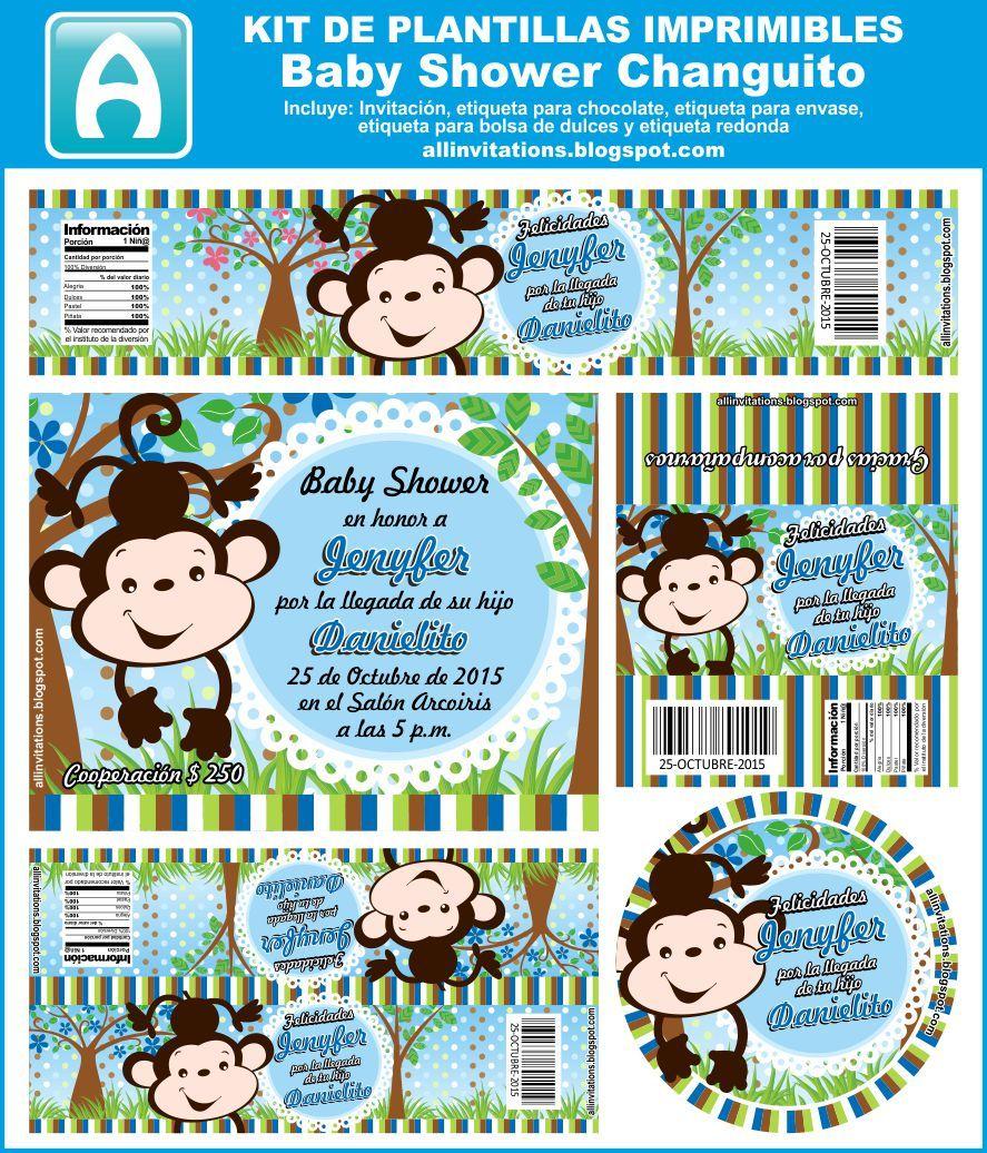 Kit Imprimibles Changuito | Primera comunion | Pinterest | Babies ...