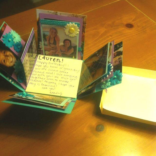 25 Best Ideas About Diy Gifts For Girlfriend On Pinterest: Best 25+ Homemade Birthday Presents Ideas On Pinterest